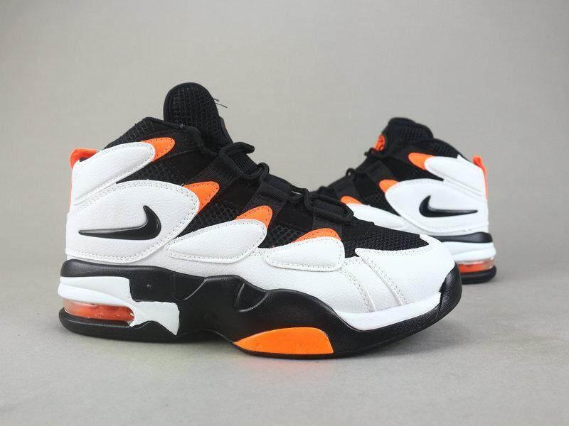 Mode Terkini Sneakers NIKE_Air Max98 Kejutan Lambat Sepatu Basket Atasan Tinggi Sepatu Olahraga ZOOM Sepatu Udara Sepatu Pria
