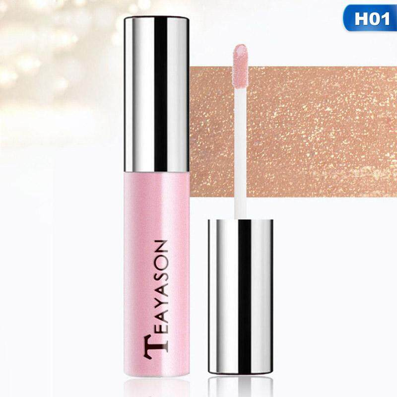 Fancyqube Face Liquid Highlighter Cream Liquid Illuminator Makeup Shimmer Glow Make UpBronzer Highliter Brighten Beauty Cosmetic - intl Philippines