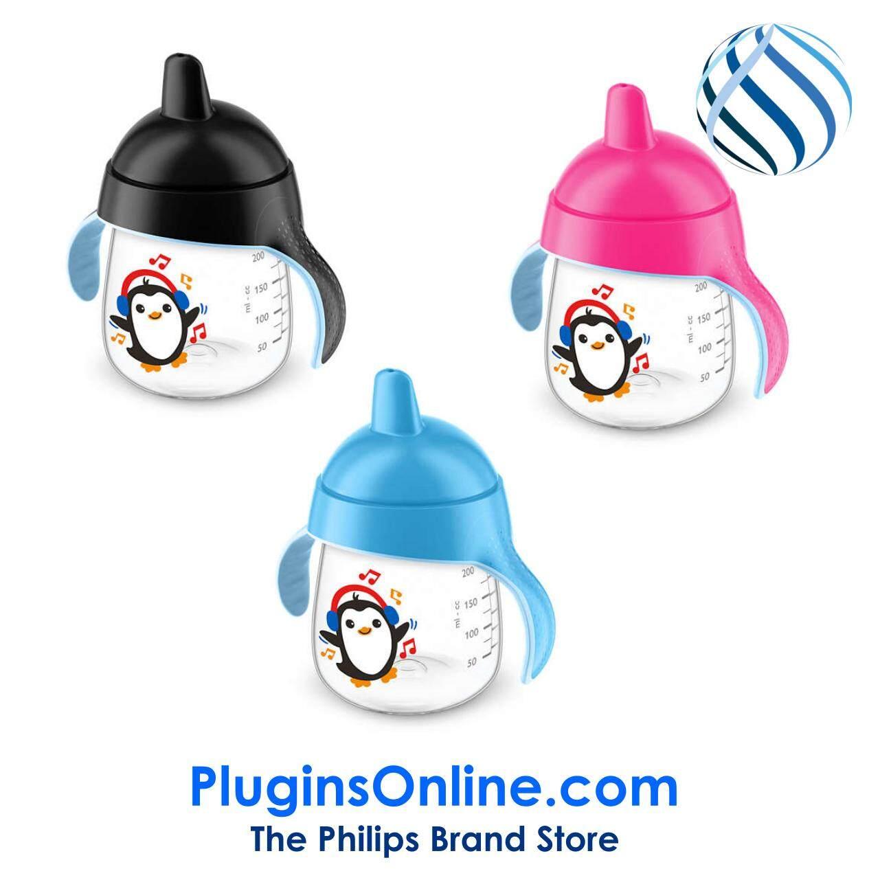 Philips Avent SCF753/00 Premium Spout Cup 9oz Mix Colour (SCF753)