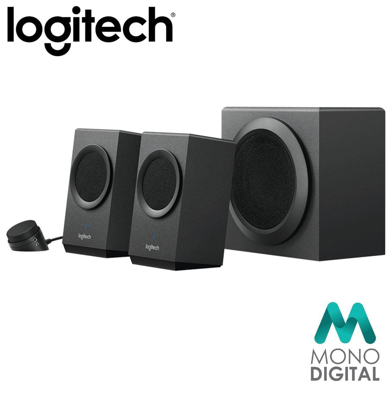 Logitech Z337 Speaker System With Bluetooth (980-001275) (Logitech Malaysia) Malaysia