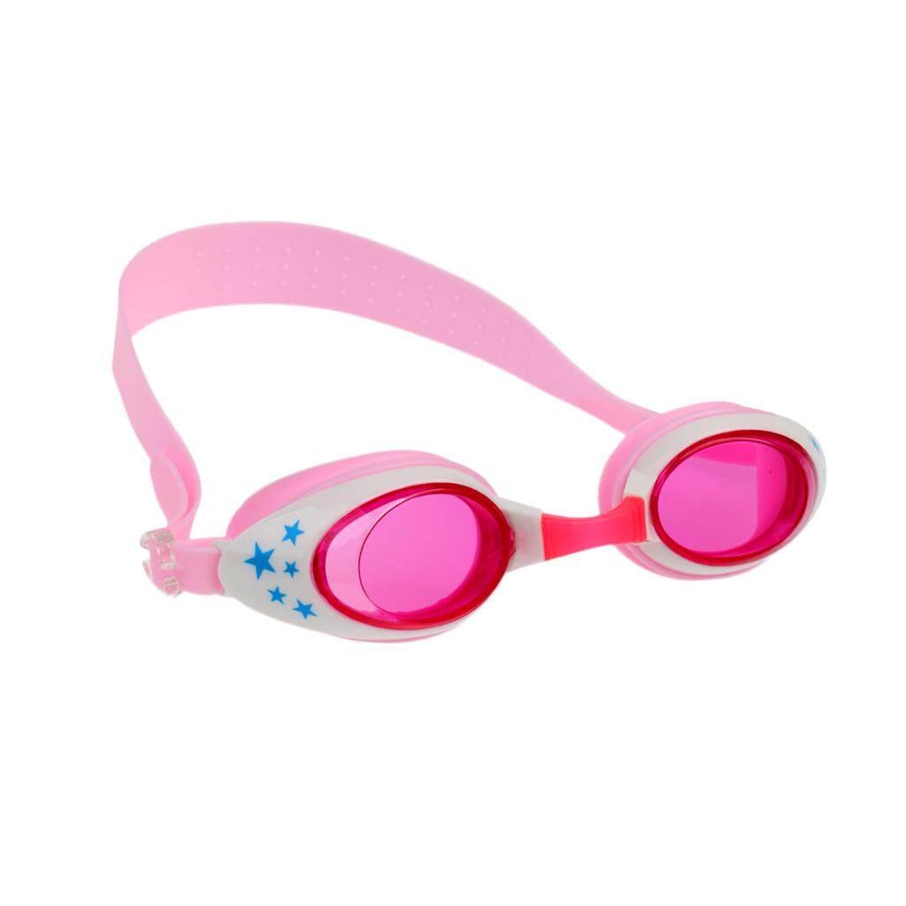 ca0440a473 Flameer Kids Children Boys Girls Swimming Goggles Anti-fog Swim Glasses Pink