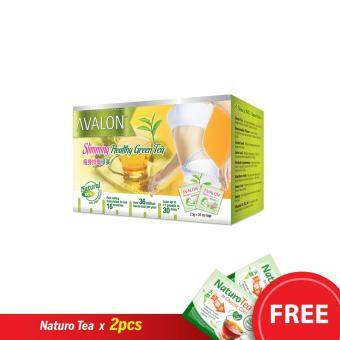 AVALON Slimming Healthy Green Tea 20 sachets