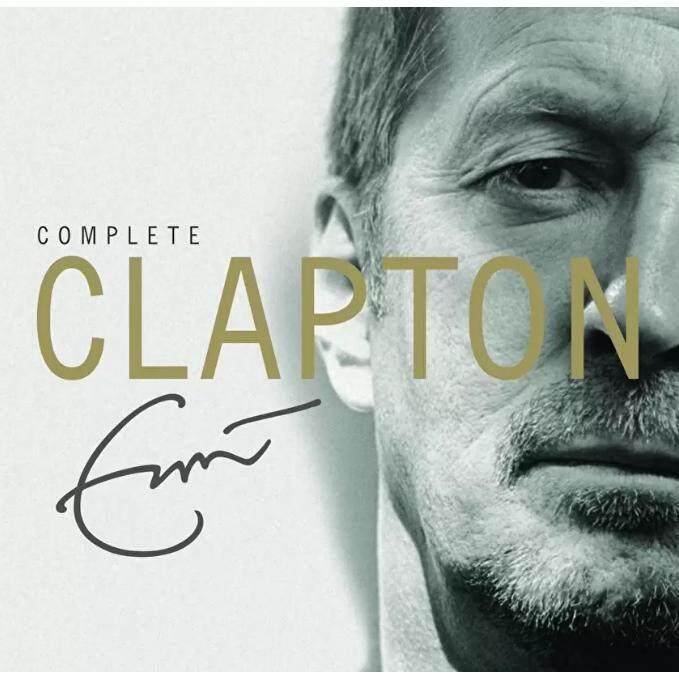 ERIC CLAPTON 2 CD: COMPLETE CLAPTON