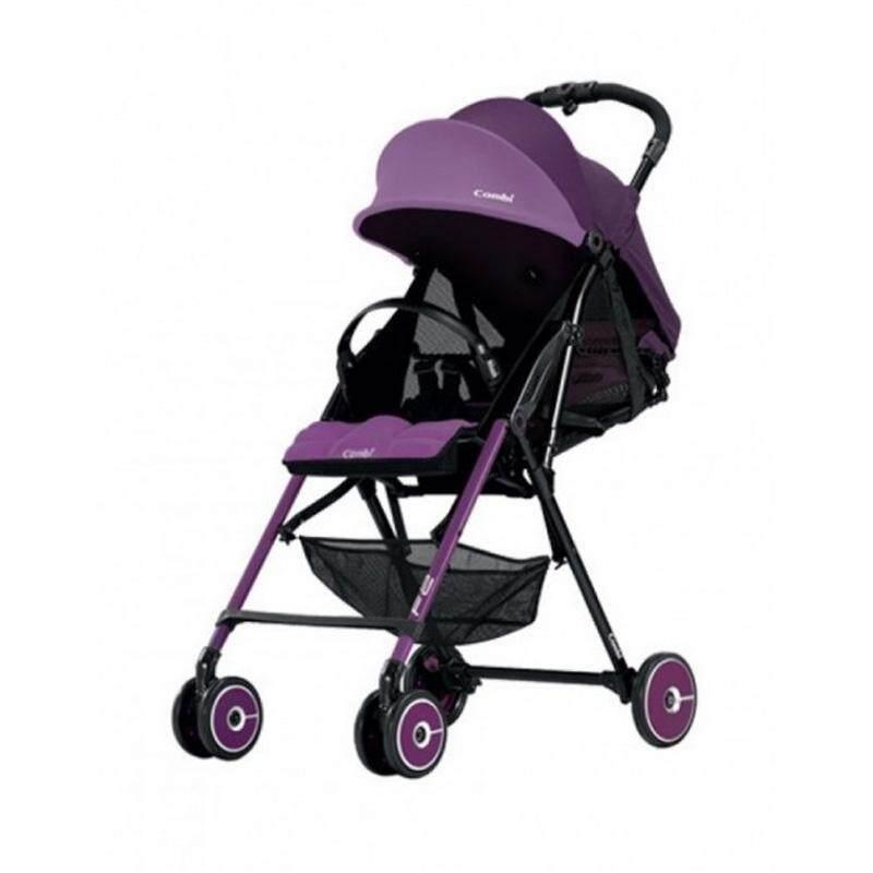 Combi Super lightweight 115487PP F2 plus Baby Stroller Shock absorbing structure