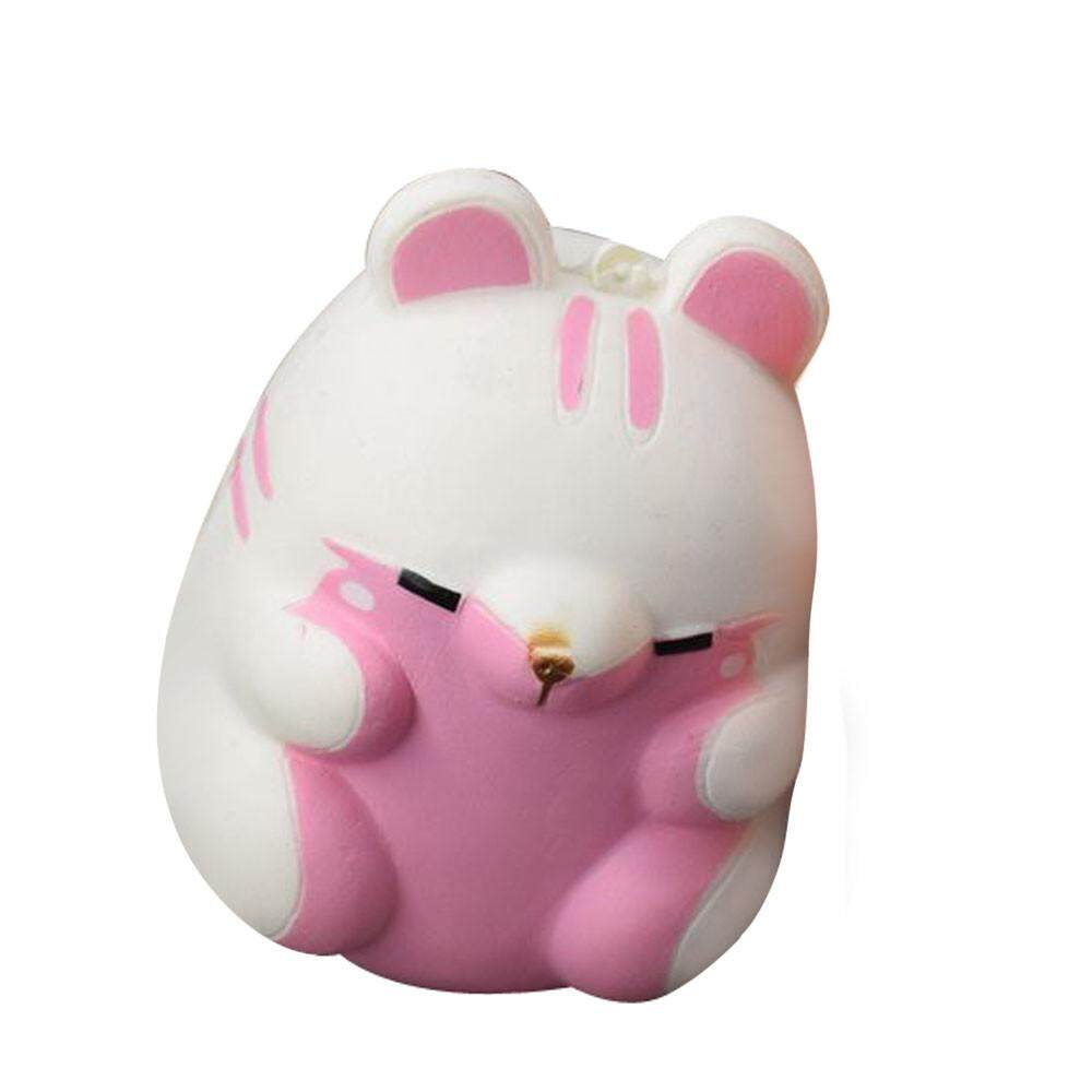 Fun Hamster Squishy Decor Slow Rising Kid Toy Squeeze Relieve Anxiet Gift PK TOMATOLL