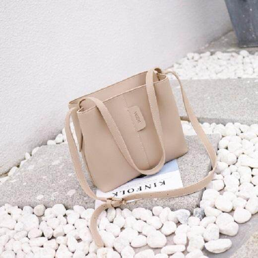 [PRE-ORDER] Women 2017 Autumn and Winter New Wave of Fashion Large Bucket Bag