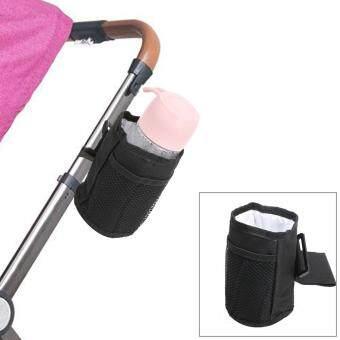 Đánh giá Universal Baby Stroller Cup Holder Mug Cup Bag Waterproof Bicycle Bottle Bags Drinks Holder