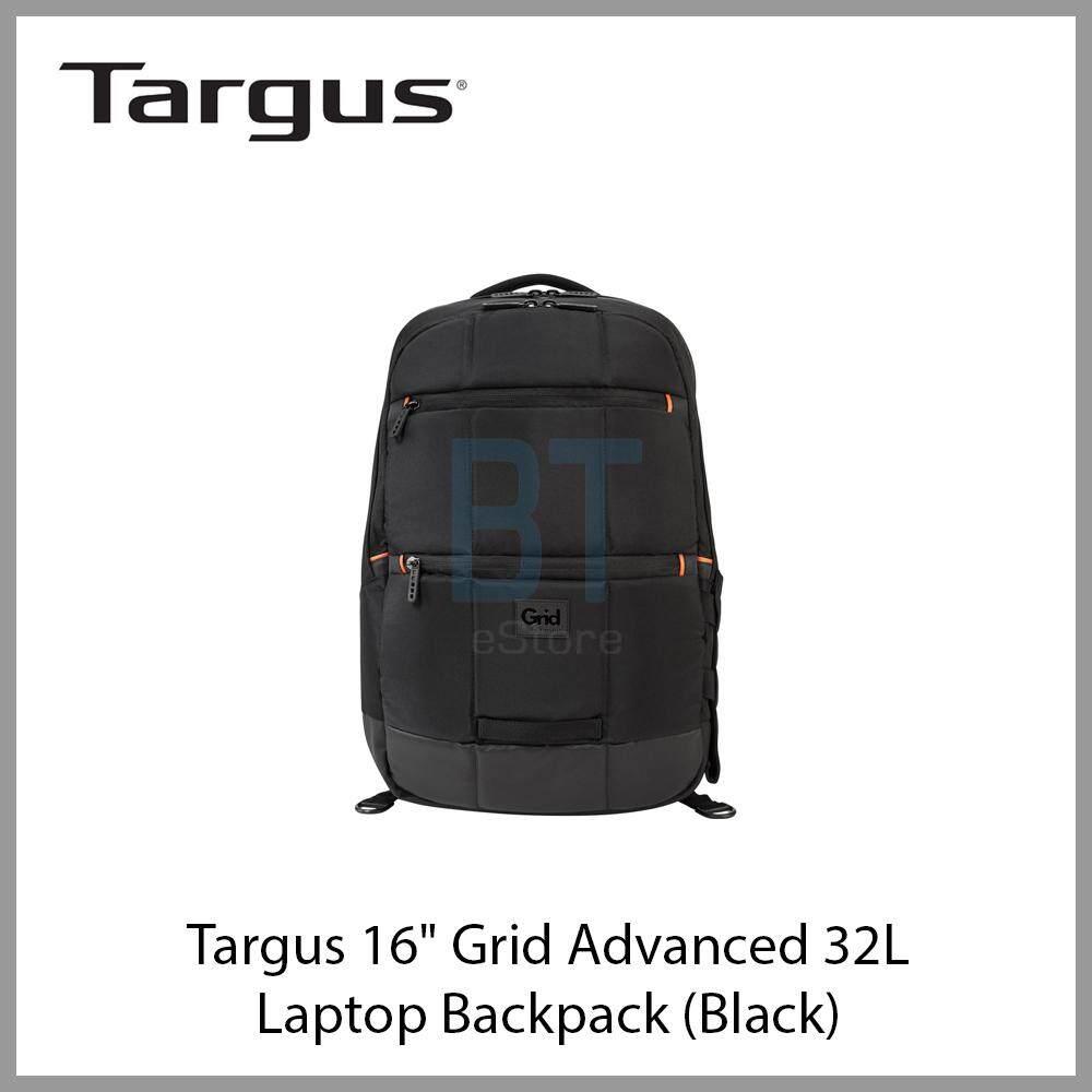 "Targus 16"" Grid Advanced 32L Laptop Backpack (Black)"