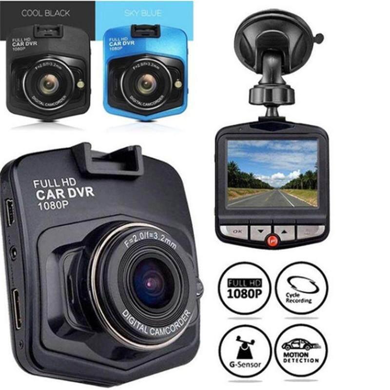 "4/"" Dual Lens Camera HD 1080P IPS Car DVR Video Dash Cam Recorder G-Sensor MA1594"