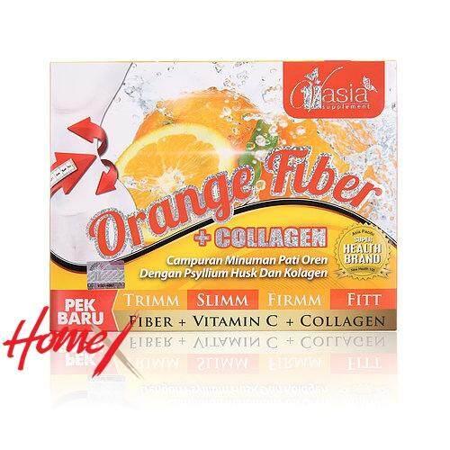 Vasia Orangeslym Collagen