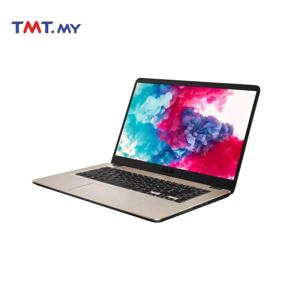 Asus VivoBook 15 X505B-PBR060T Laptop | AMD A9-9420 | 4GB | 1TB | AMD Radeon R5 M420 |15.6 | W10 - Gold Malaysia