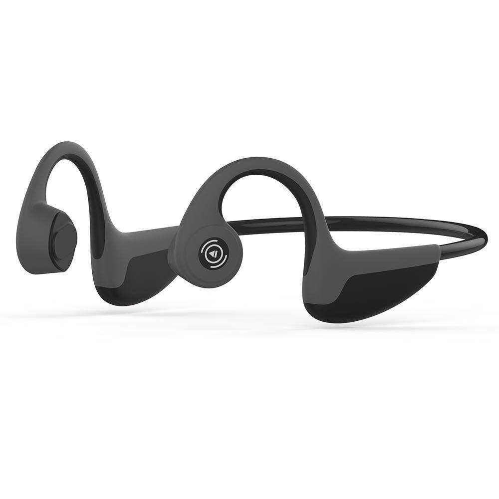 fbdd29d4090 Aolvo Ear Wireless Bone Conduction Headphones,Lightweight Stereo Hands-free  Sports Bluetooth Headset With