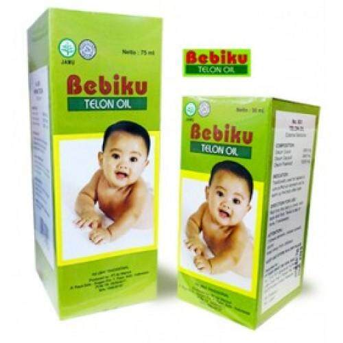 Bebiku Telon Oil /  Minyak Telon 30ml OR 75ml