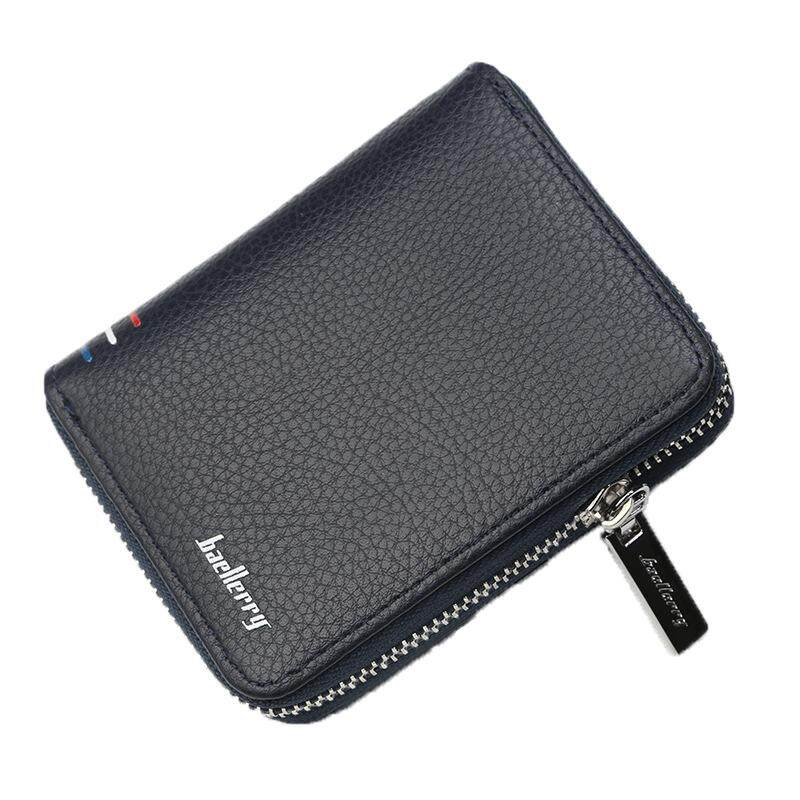 BAELLBERRY WLT-152 Woman Lady Big Space Wallet Purse [READY STOCK/3 COLORS]