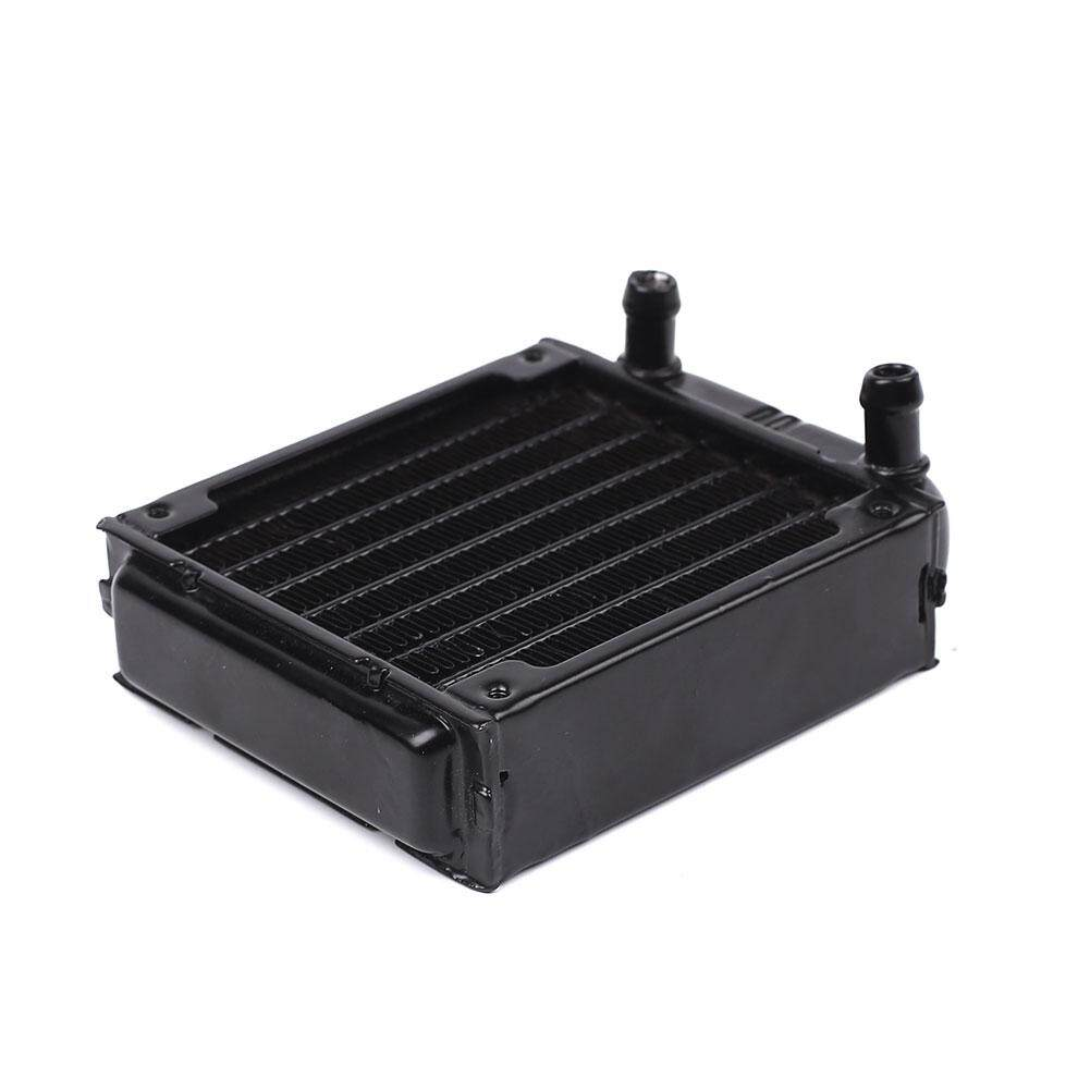Aukey 80mm Water Cooling Heat Radiator For Computer Chip CPU GPU VGA RAM Exchanger - intl