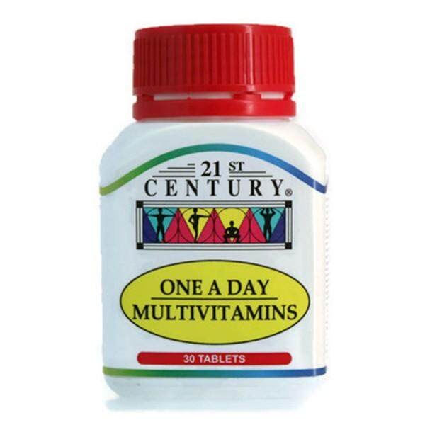 21ST CENTURY ONE A DAY MULTIVITAMINS 30'S