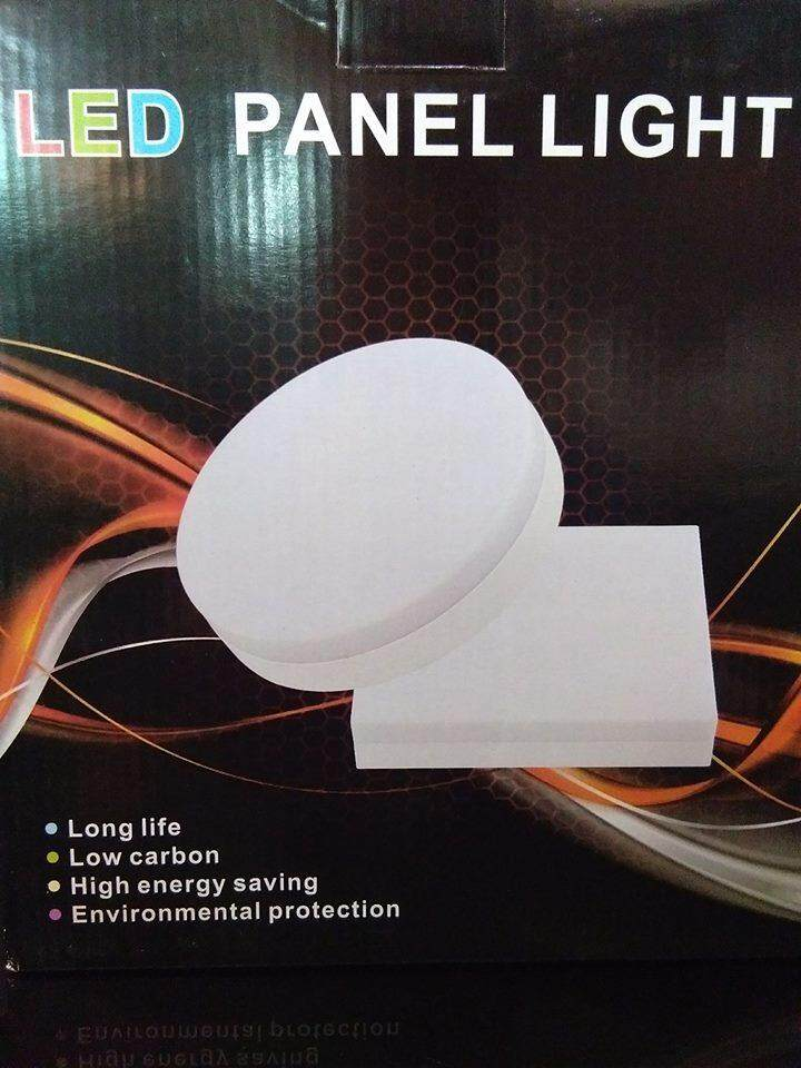 LED panel light Square 24watt 8.5inches in White color