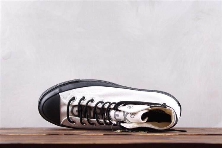 Converse Asli Wanita Sepatu Skateboard X GORE-TEX Atasan Tinggi Diskon (Hitam Orange)