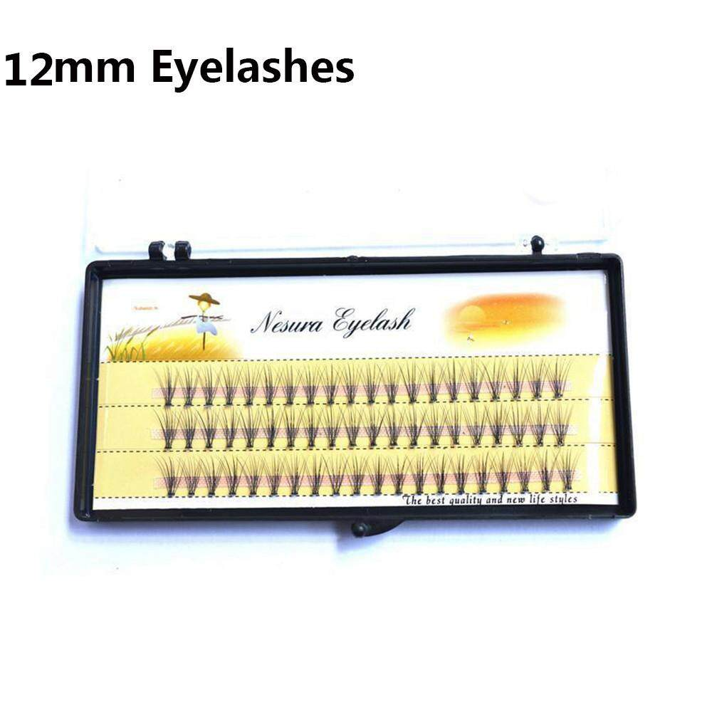 Individual False Eye Lashes 6d Wave Mink 0.07 C Black Silk Eyelashes Extension By Lemononstore.