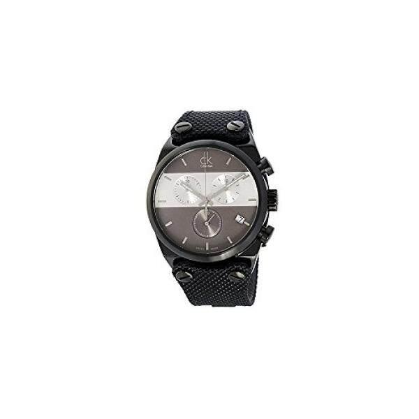 Calvin Klein Eager Mens Quartz Watch K4B384B3 - intl