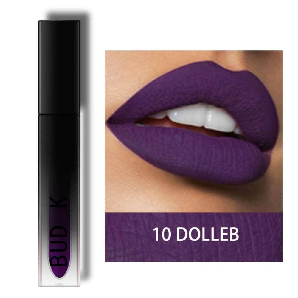 Canglex Matte Non-Stick Cangkir Tahan Air Pelembap Bibir Lipstik Glasir Bibir (10 #