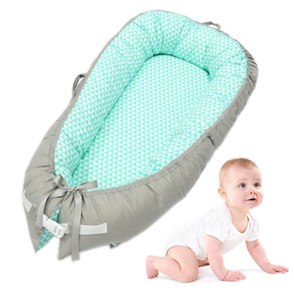 Portable Crib Mattresses Buy At Best Comfy Baby Memory Foam Bolster Leegoal The All In One Lounger And Bassinet Perfect For Co
