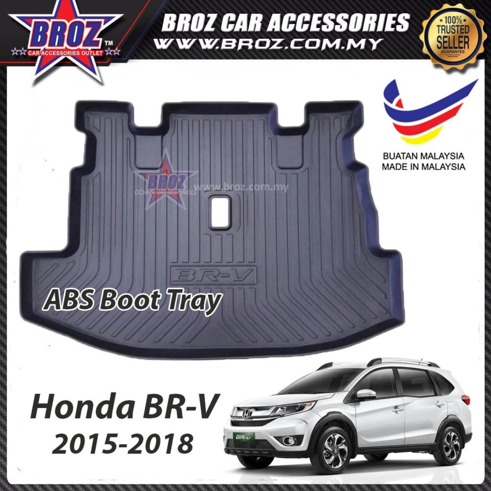 Honda BRV ABS Car Rear Boot Trunk Tray