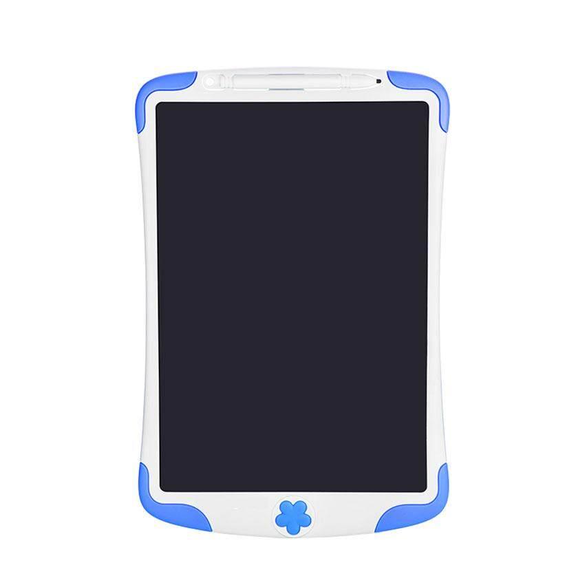 Eversalute 8.5 Inci LCD Papan Gambar, Bantalan Gambar Layar Tablet Tulisan dengan Menghapus Tombol dan Kunci Switch, Papan Corat Coret Mainan untuk Membantu Anak Belajar, papan Gambar Bantalan Gambar-Hadiah Yang Bagus untuk Anak-anak