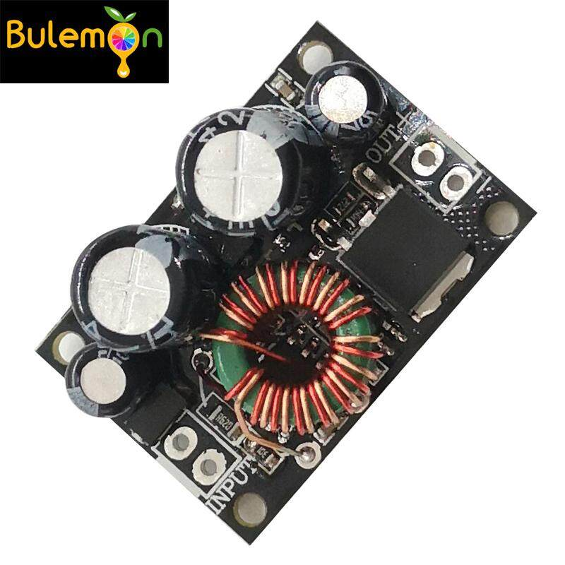 5 V Regulator Voltase Modul Buck Bluetooth MP3 dan Penguat Daya Bersama Power Kebisingan Prosesor Isolasi Daya
