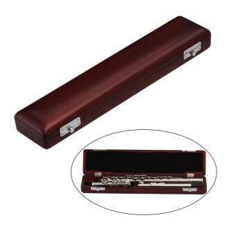 การส่งเสริม Wooden Flute Case Box Holder Maple Solid Wood for 17-Hole Flutes ซื้อที่ไหน - มีเพียง ฿2,350.00