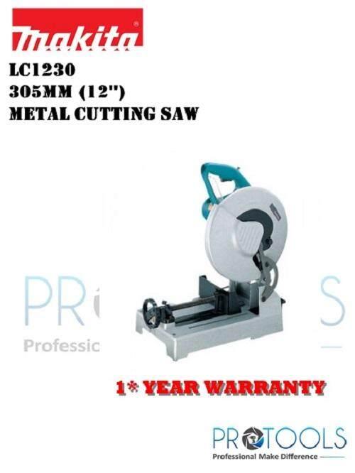 MAKITA LC1230 305mm Metal Cutting Saw + 3 FOC THING!