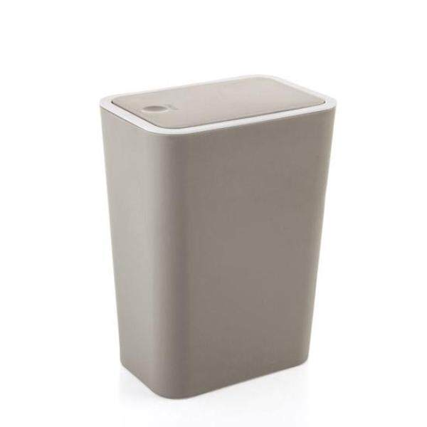 Jujiajia Plastic Trash Bin with Lid