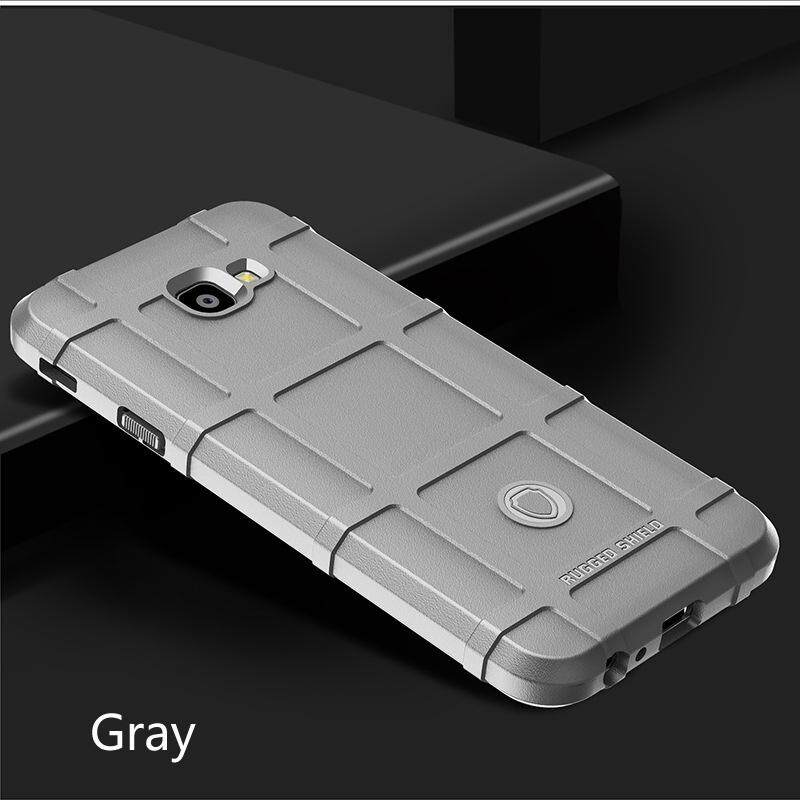 Fitur For Smasung Galaxy J4 2018 Soft Leather Back Cover Protective