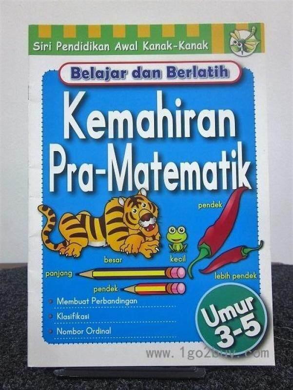CHILDRENS BELAJAR DAN BELATIH - KEMAHIRAN PRA-MATHEMATIK, . Malaysia