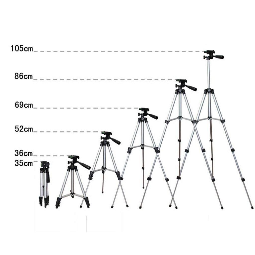 Fitur Tripod 1 Meter 3110 3 Kaki Alumunium Holder U Somita St Detail Gambar Original Plus Clip Terbaru