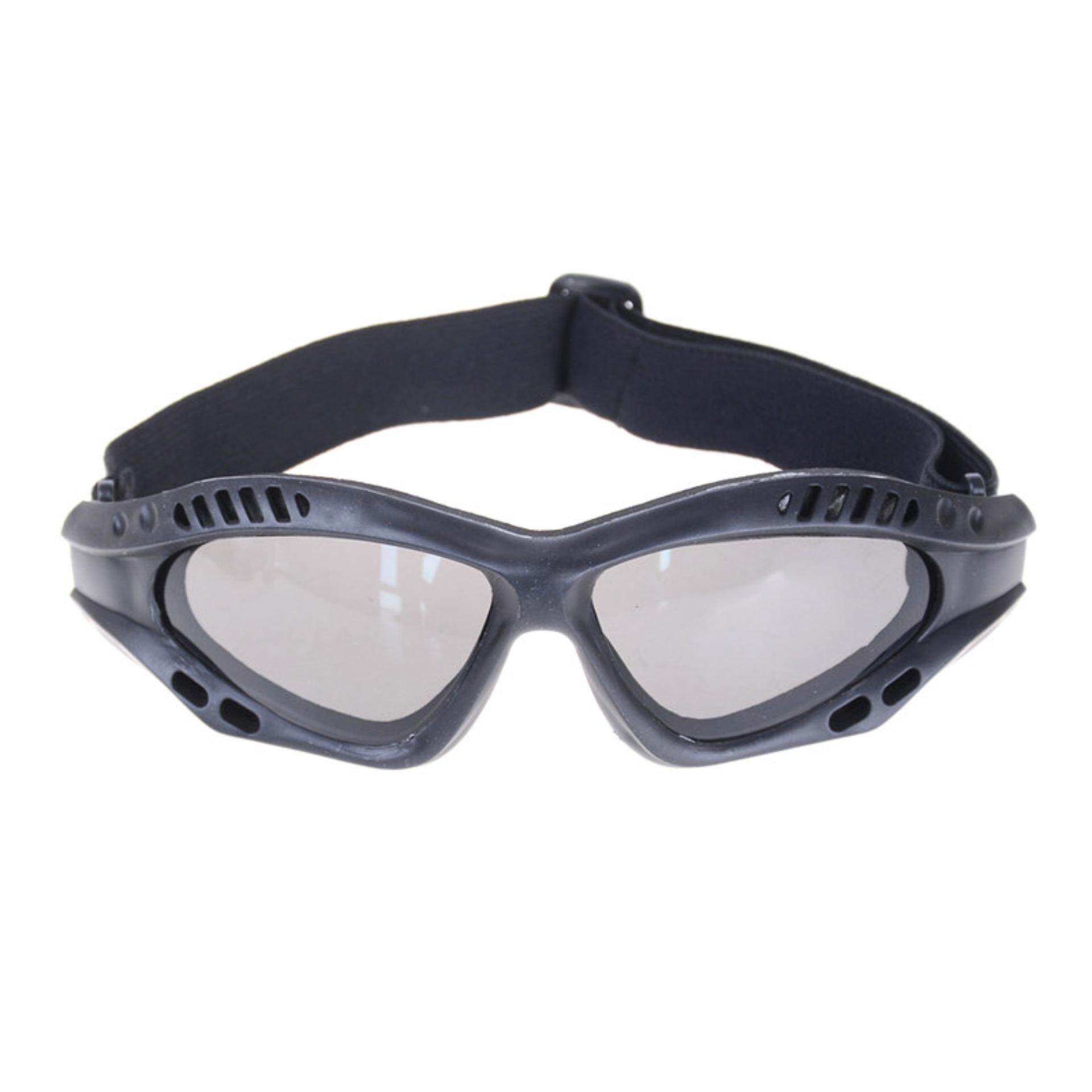 Protection Glasses Anti-Shock Windproof Glasses Dust Tactical Safety Glasses