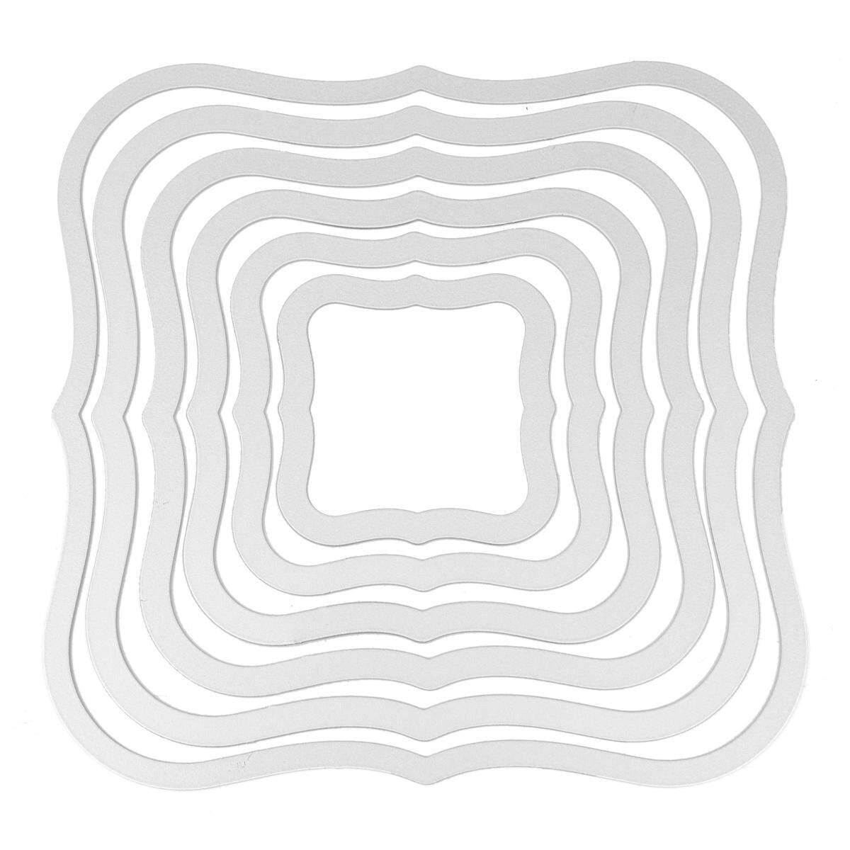 Cutting Dies Stencil Scrapbooking Emboss Album Card Craft By Audew.