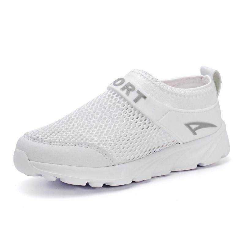 Hình ảnh Spring and Summer Soft Breathable Sports and Casual Shoes - intl