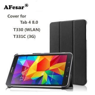 Tab 4 8.0 Ốp lưng siêu mỏng vỏ thông minh siêu mỏng vỏ cho Samsung Galaxy Tab 4 8.0 sm-T330 t331c Ốp lưng thumbnail