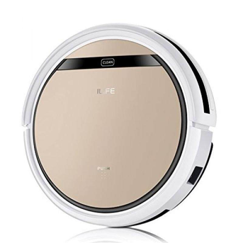 ILIFE V5s Pro Robot Vacuum Mop Cleaner with Water Tank, Automatically Sweeping Scrubbing Mopping Floor Cleaning Robot Singapore