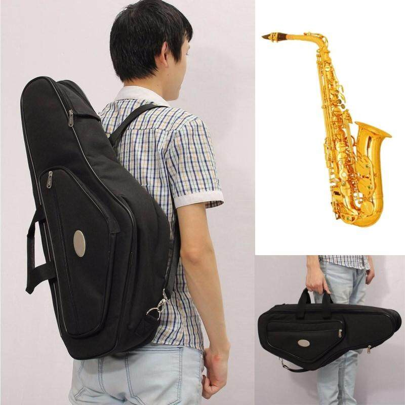 Oxford Soft Spunge Thicken 20mm Padded Case Alto Saxophone SAX Gig Carry Bag Malaysia