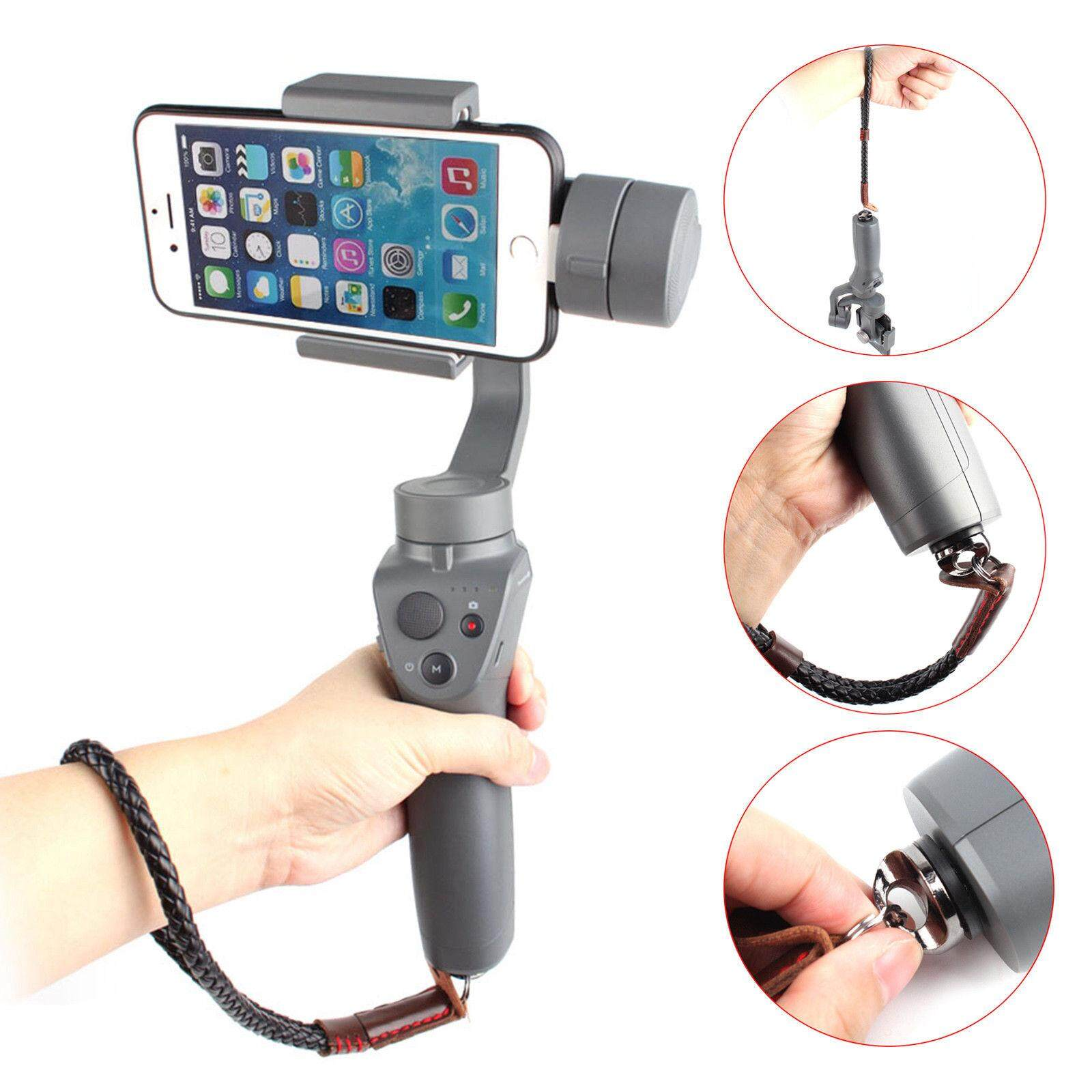 Ryt Grip Handheld Stand Wrist Hand Strap For Osmo Mobile 2 Handheld Gimbal Camera By Ryder Yi Trading.
