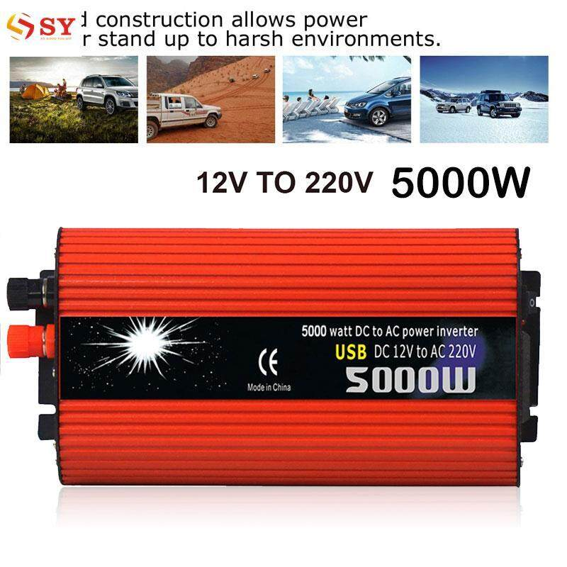 So Young Power Inverter 5000W Peak Vehicle High Performance