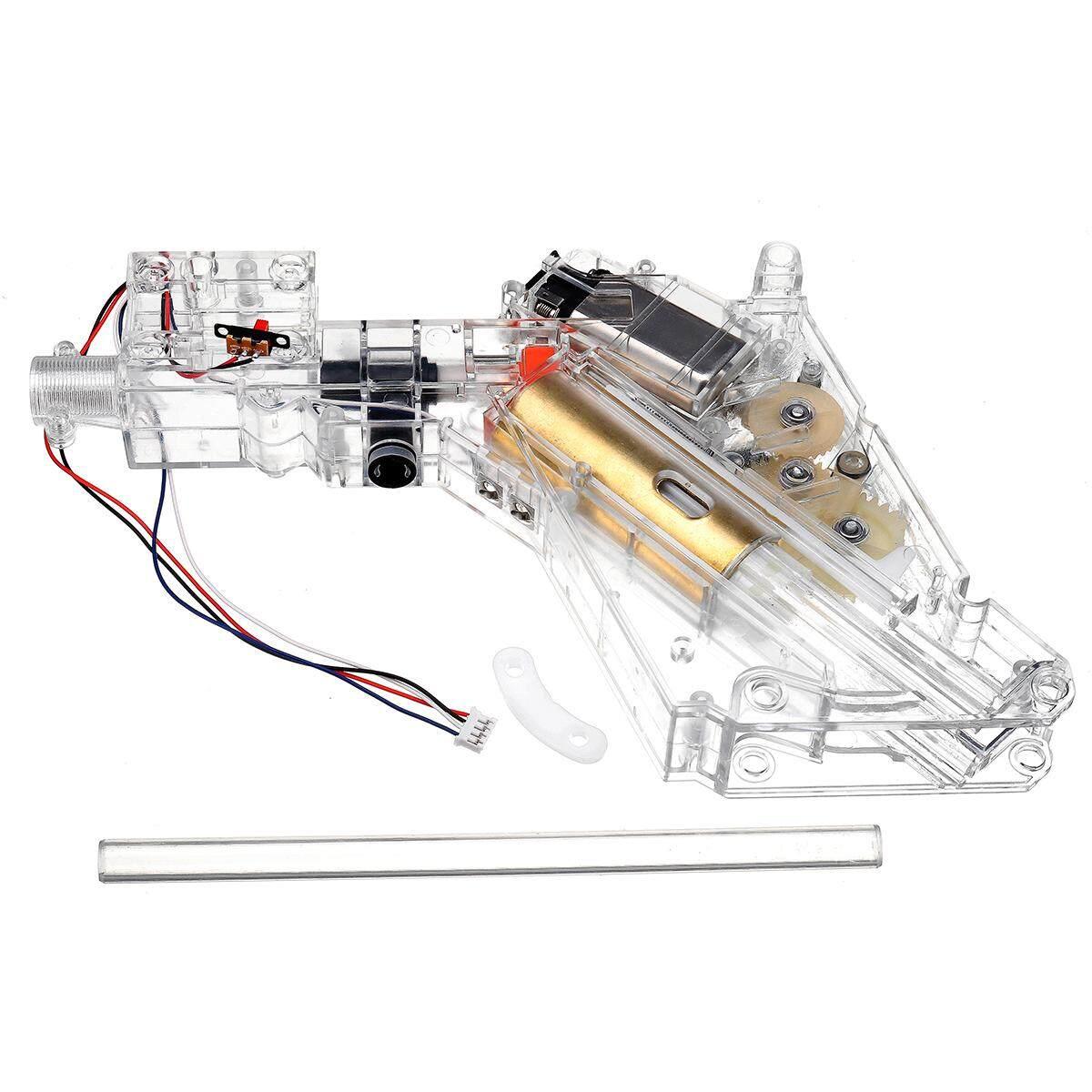 Gel Bola Mainan Blaster Glehui Vector V2 Asli Aksesoris & Bagian Yang Dimodifikasi [Gearbox]