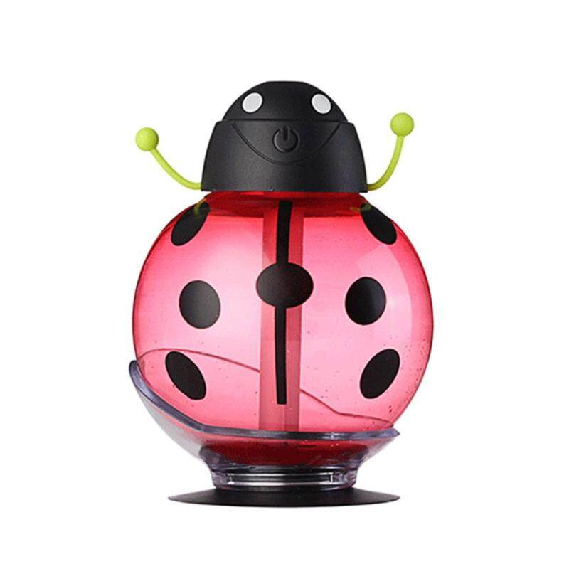 Bảng giá Mini USB Beetle Humidifier Night Light Portable Home&Office Air Diffusers - intl