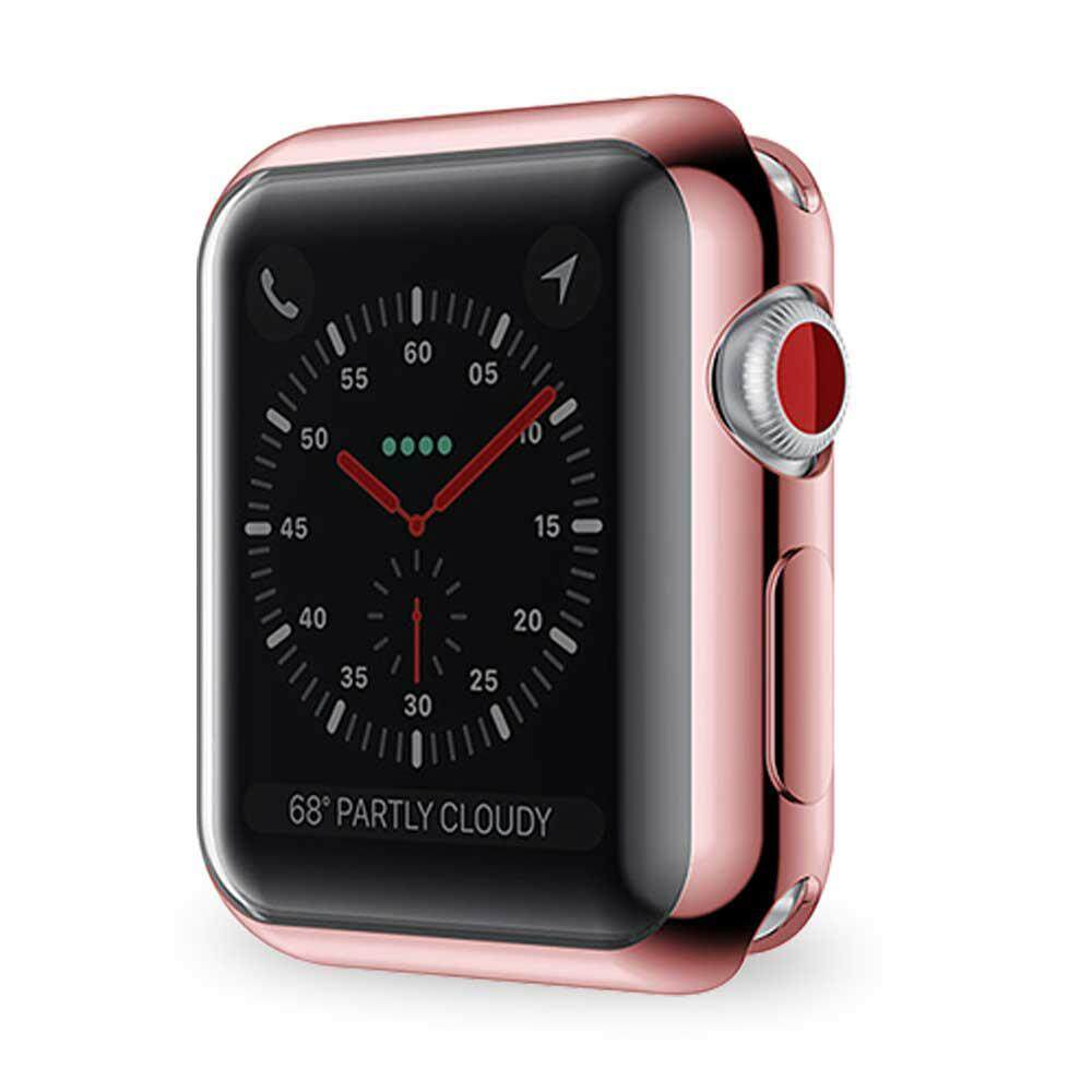Outflety Apple Watch 38/40/42/44 Mm Case Cover Seri 2/
