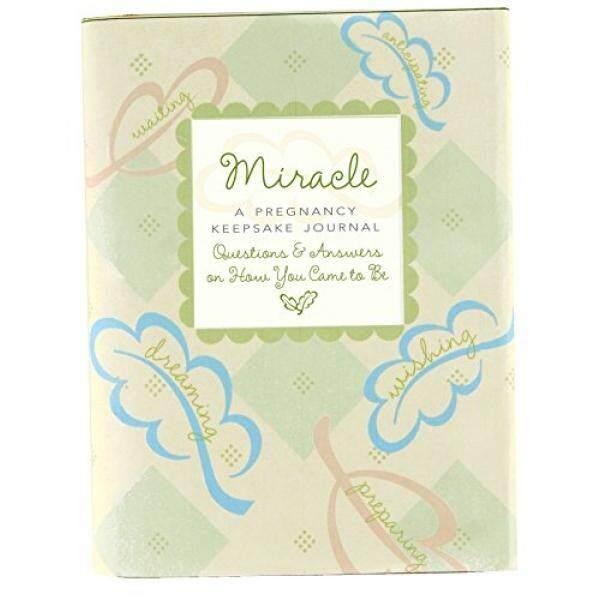 บริษัทของขวัญปู่ย่าตายาย Miracle Pregnancy Journal - Intl.