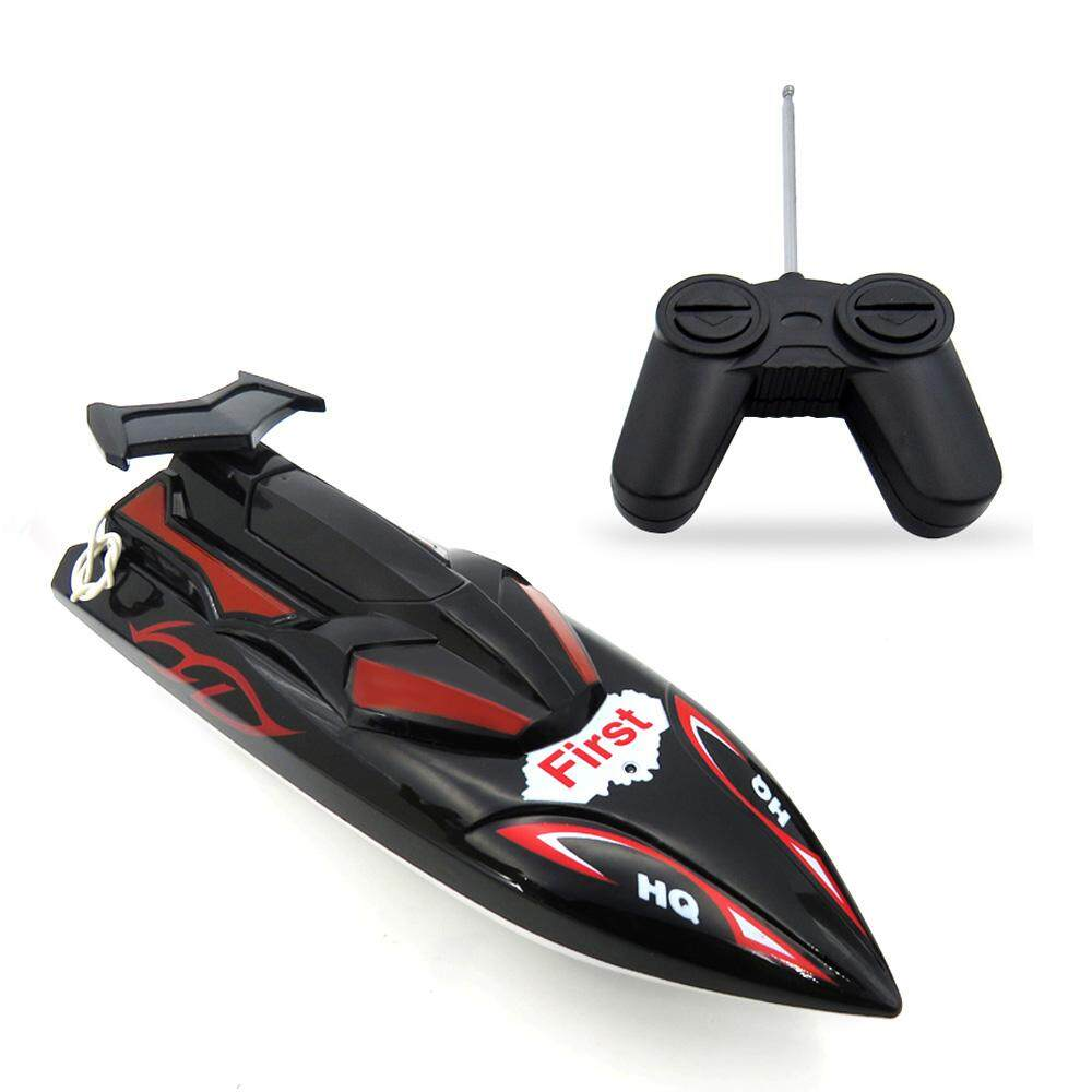 Flytec Hq2011-15c Mini Infrared Control Boat 10km/h Super Speed Electric Rc Ship Toys - Intl By Haitao.