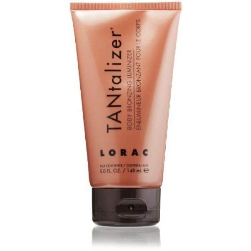 Buy LORAC TANtalizer Body Bronzing Luminizer, Original, 5 fl. oz. - intl Singapore