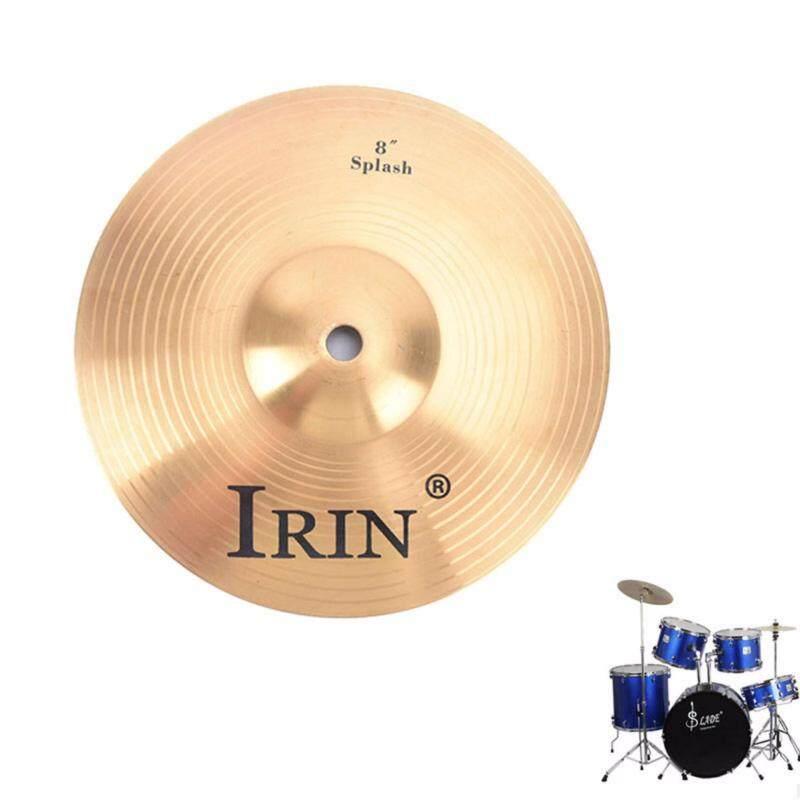 8 inch Hợp Kim Đồng Crash Cymbal Trống Bộ Bằng Đồng Bền Bỉ Hợp Kim Kiêm La Bàn